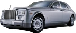 Hire a Rolls Royce Phantom or Bentley Arnage from Cars for Stars (Southend) for your wedding or civil ceremony