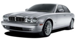 Chauffeur driven cars in Southend area, including the long wheel based version of the new Jaguar XJ